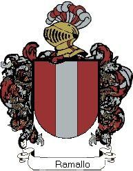 Escudo del apellido Ramallo