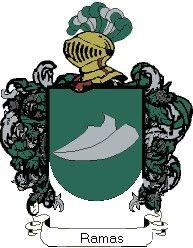 Escudo del apellido Ramas