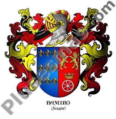 Escudo del apellido Ramiro