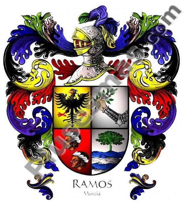 Escudo del apellido Ramos