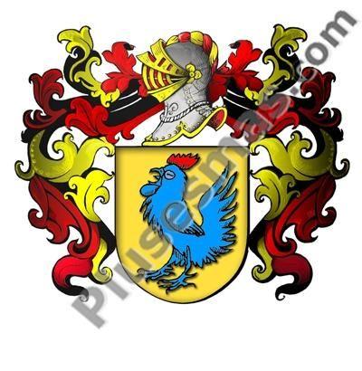 Escudo del apellido Ripoll