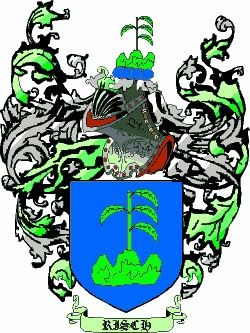 Escudo del apellido Risch