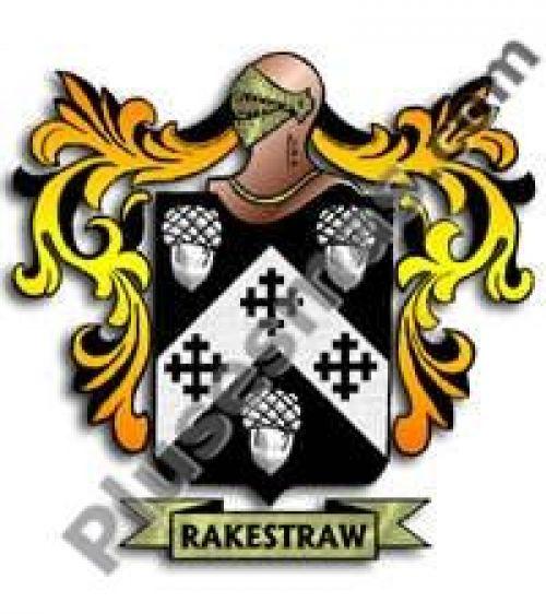 Escudo del apellido Rakestraw