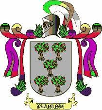 Escudo del apellido Baanante