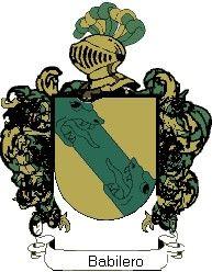 Escudo del apellido Babilero
