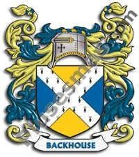 Escudo del apellido Backhouse