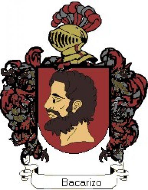 Escudo del apellido Bacarizo
