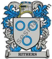 Escudo del apellido Rithers