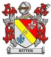 Escudo del apellido Ritter