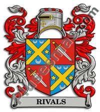 Escudo del apellido Rivals