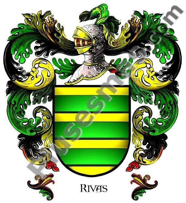 Escudo del apellido Rivas