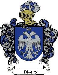 Escudo del apellido Riveiro