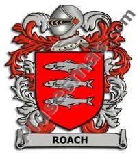 Escudo del apellido Roach