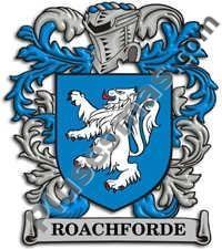 Escudo del apellido Roachforde