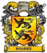 Escudo del apellido Roarke