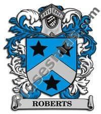 Escudo del apellido Roberts