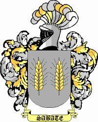 Escudo del apellido Sabaté