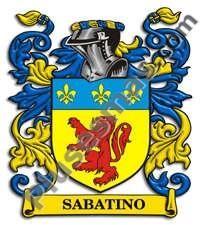 Escudo del apellido Sabatino