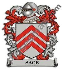 Escudo del apellido Sace
