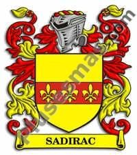 Escudo del apellido Sadirac