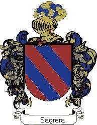 Escudo del apellido Sagrera