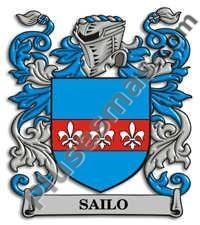 Escudo del apellido Sailo