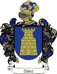Escudo del apellido Sáinz
