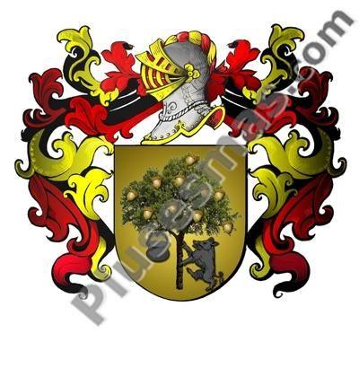 Escudo del apellido Saiz