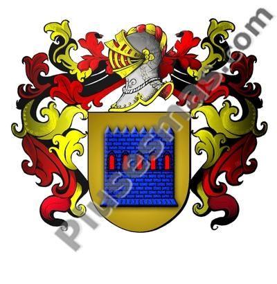Escudo del apellido Sala