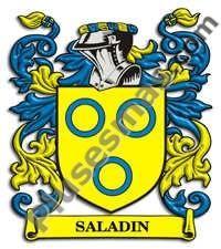 Escudo del apellido Saladin