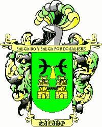 Escudo del apellido Salado