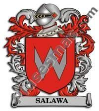 Escudo del apellido Salawa