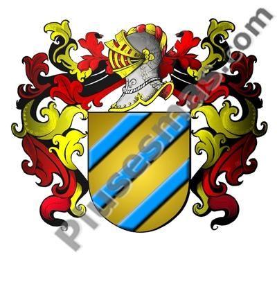 Escudo del apellido Sevillano