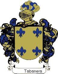 Escudo del apellido Tabanera