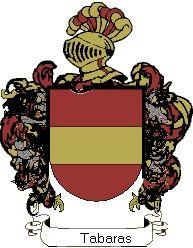 Escudo del apellido Tabaras