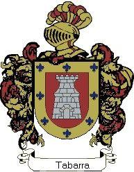 Escudo del apellido Tabarra