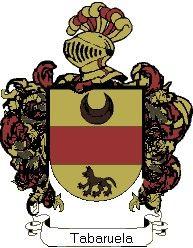 Escudo del apellido Tabaruela