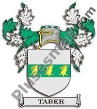 Escudo del apellido Taber