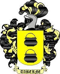 Escudo del apellido Taberné