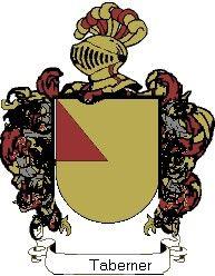 Escudo del apellido Taberner