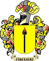 Escudo del apellido Tabernero