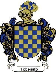 Escudo del apellido Tabernilla