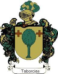 Escudo del apellido Taborcias