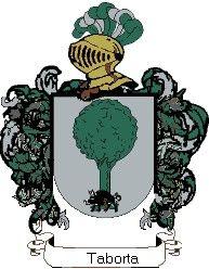 Escudo del apellido Taborta
