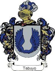 Escudo del apellido Tabuyo