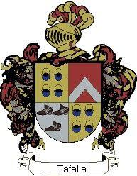 Escudo del apellido Tafalla