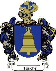 Escudo del apellido Tariche