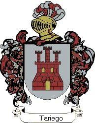 Escudo del apellido Tariego