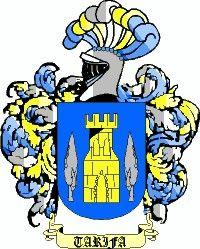 Escudo del apellido Tarifa