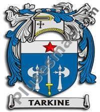Escudo del apellido Tarkine
